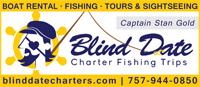 blind date charters