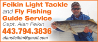Feikin Light Tackle and Fly Fishing Guide Service