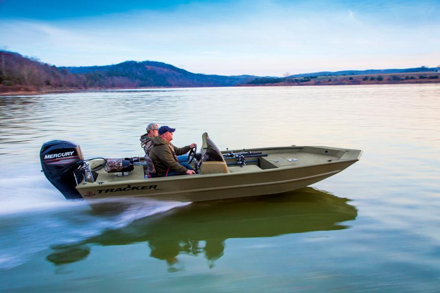 Tracker Grizzly 1754 MVX SC: Aluminumazing! | FishTalk Magazine