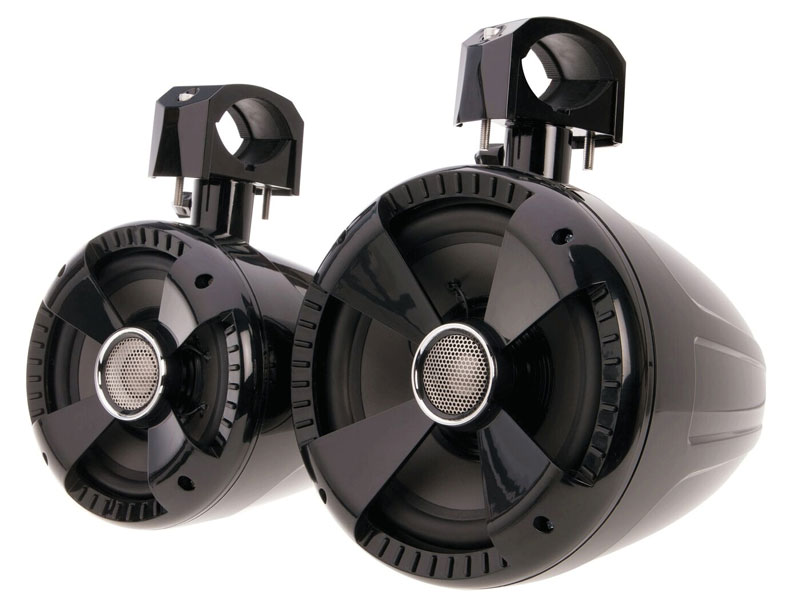 Soundstream WTS-8B Tower Speakers