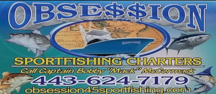 Obsession 45 Sportfishing Charters