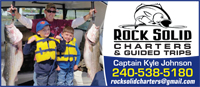 rock solid charters