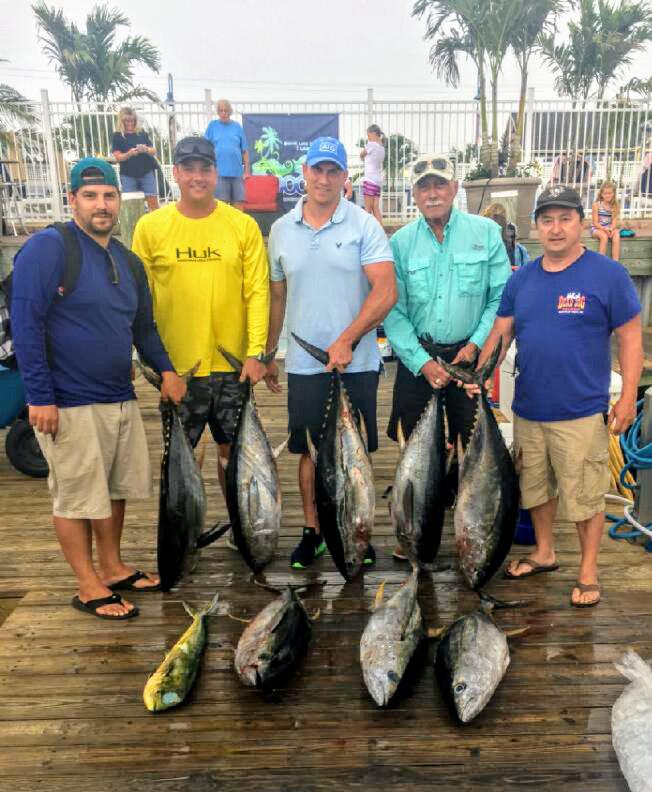 July 2017 Mid-Atlantic Coastal Fishing Report | FishTalk