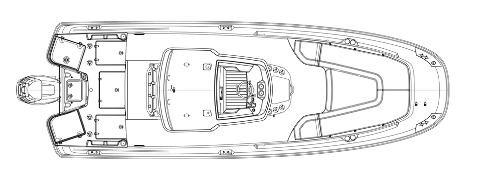 why center console boats fishtalk magazine. Black Bedroom Furniture Sets. Home Design Ideas