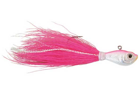 bucktail jig for fishing