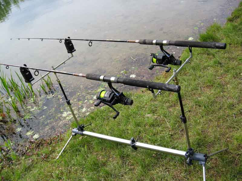 gear for carp fishing