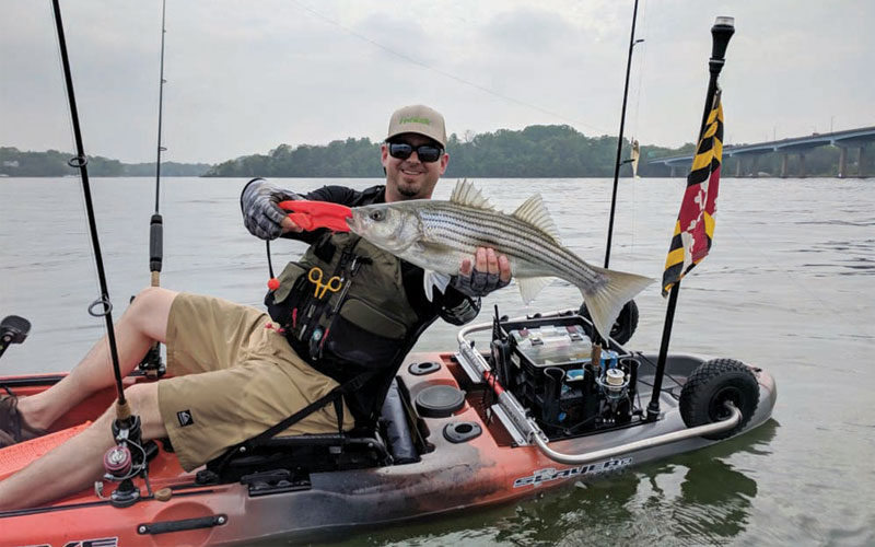 Making The Grade Custom Modifications For Fishing Kayaks Fishtalk Magazine