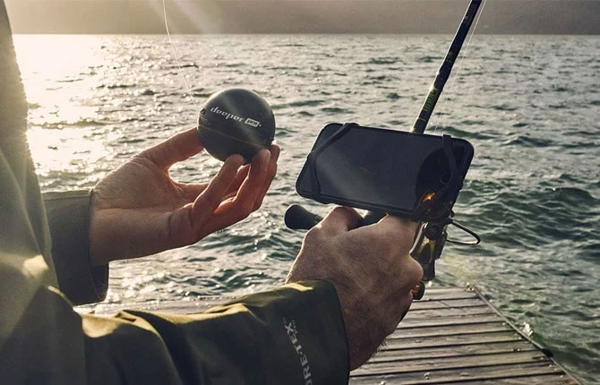 castable fishfinder sonar