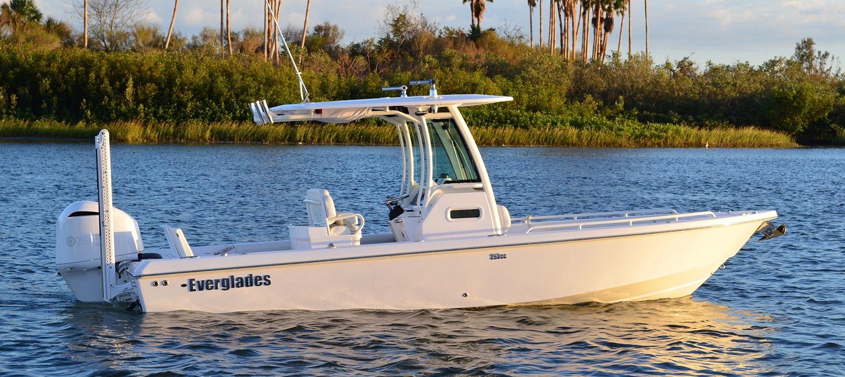 Everglades 253cc genetic engineering fishtalk magazine for Fishing in the everglades