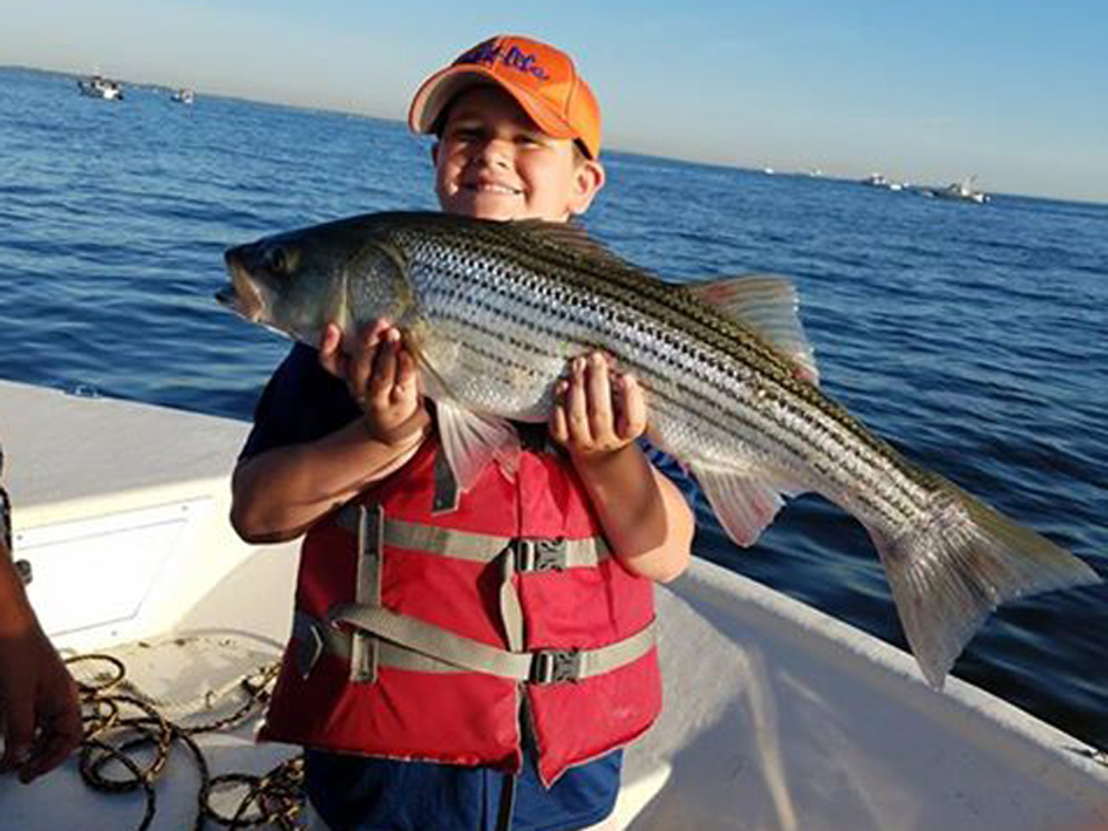Upper chesapeake bay fishing report june 2018 fishtalk for Tidal fish chesapeake