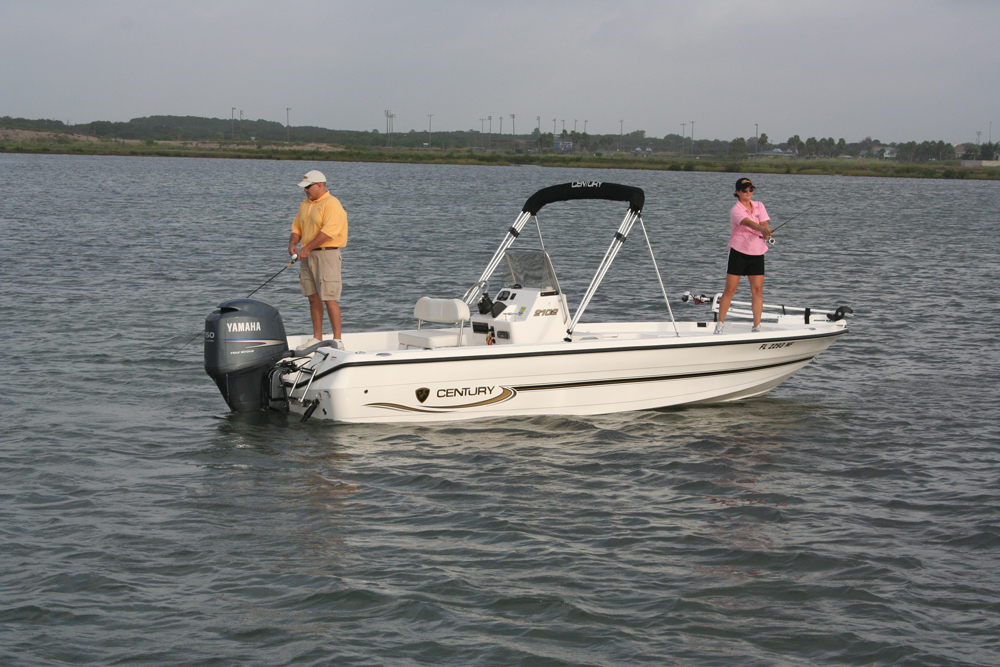 upgraded fishing boat