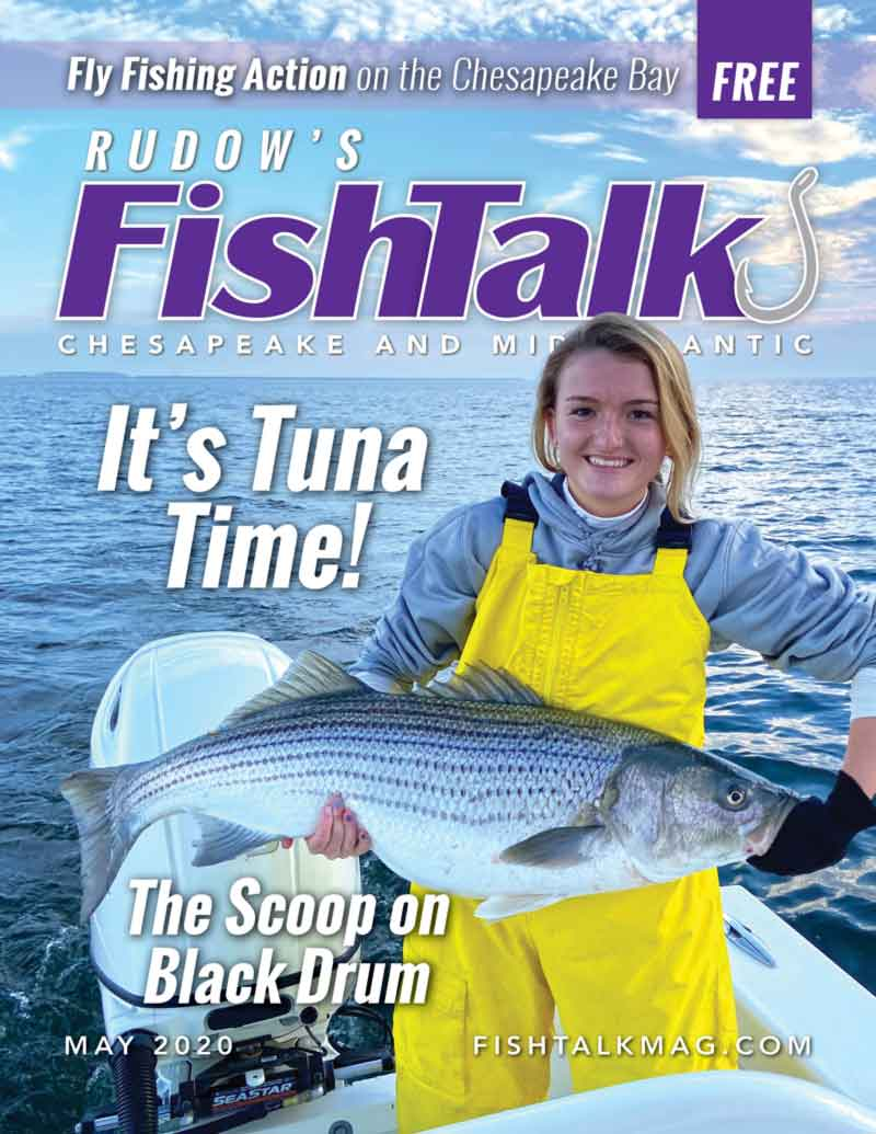 Your May Edition of FishTalk