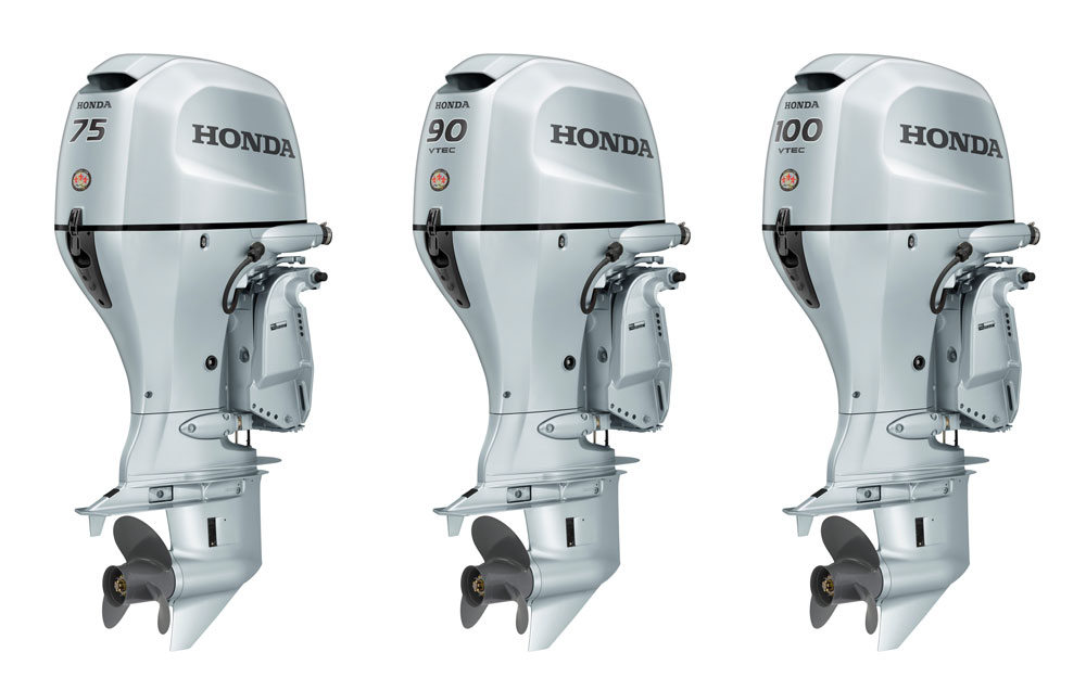 new honda outboards