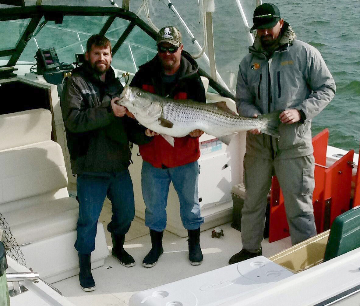 2017 mssa fall classic fishing tournament results for Fishing tournaments 2017