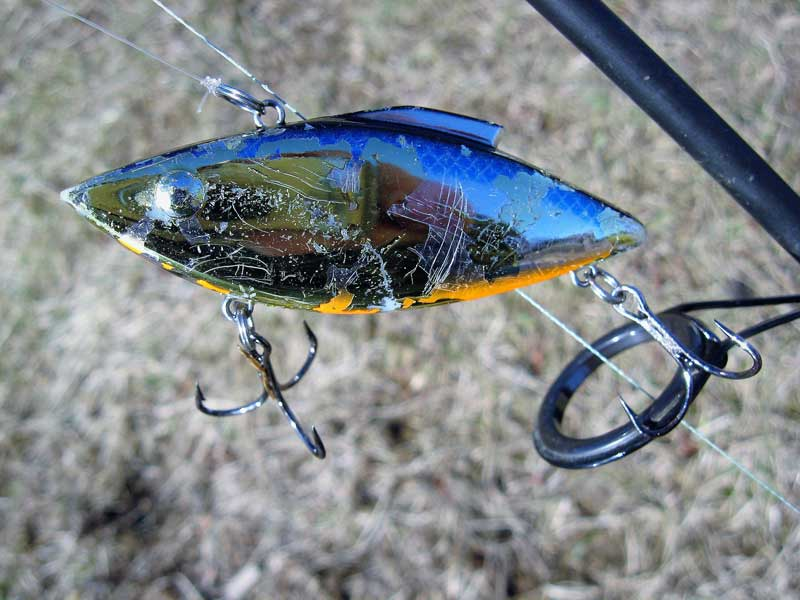 rattle trap lure