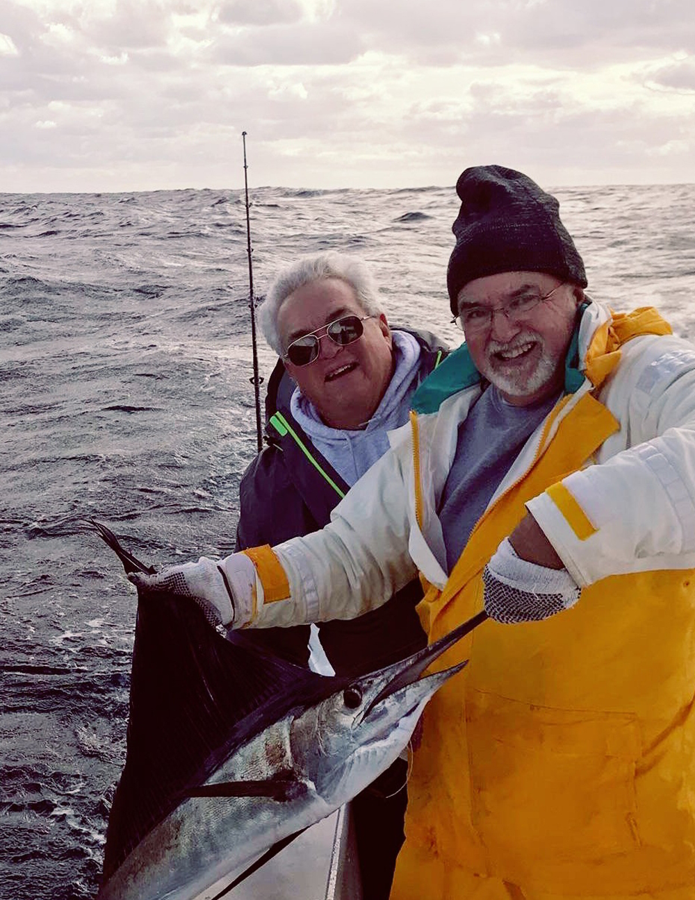 February 2018 way south va fishing report fishtalk for Va fishing report