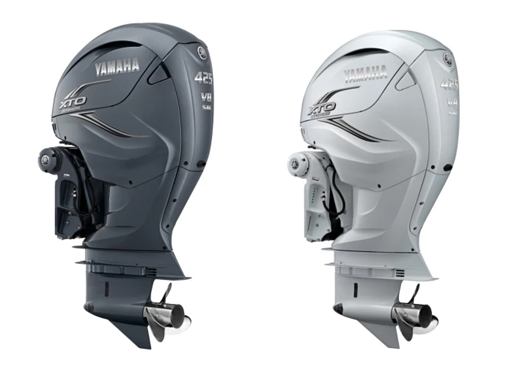 new yamaha f425 outboard engine introduced