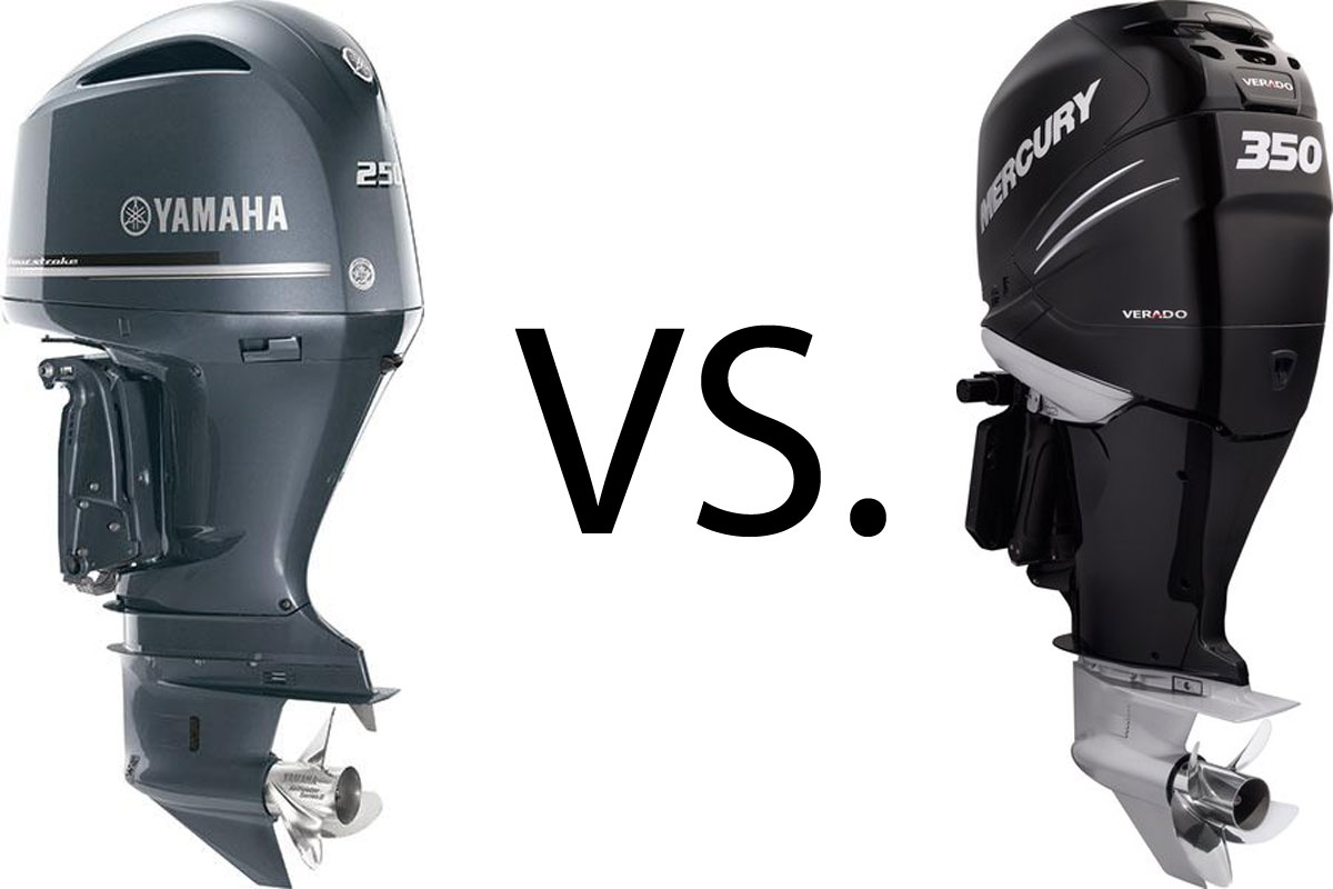 yamaha and mercury outboard engines