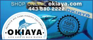 Okiaya has premium big game fishing equipment including rods, reels, fishing gear.