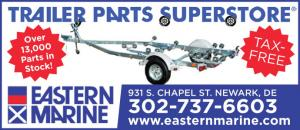 Eastern Marine is the Trailer Parts Superstore located in Newark, Delaware