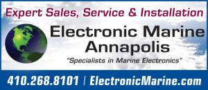 Electronic Marine is expert sales, service and installation in Annapolis, Maryland
